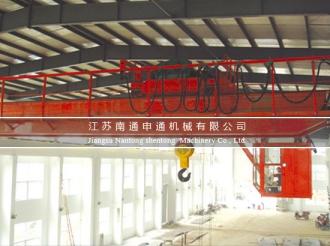 32t traveling crane