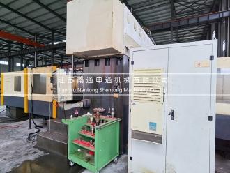 CNC gantry boring and milling machine