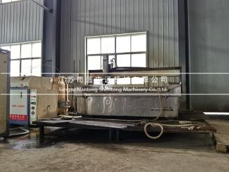 Water cutting machine
