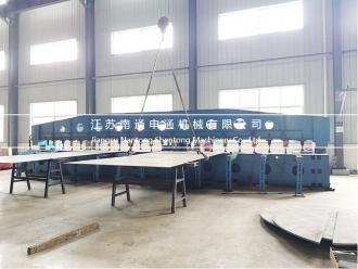Large milling machine