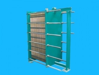 Understand why the spiral plate heat exchanger is not blocked?