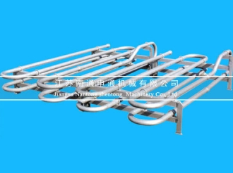 Piping line and Piping heat exchanger